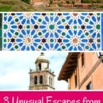 Looking for unusual day trips from Madrid? Explore 3 secret escapes from Madrid that you've never dreamed about. Enjoy rural Spain with these best day trips from Madrid, Spain #daytripsmadrid #madrid #madridspain #excursionsmadrid #nontouristy #unusual #nontouristymadrid