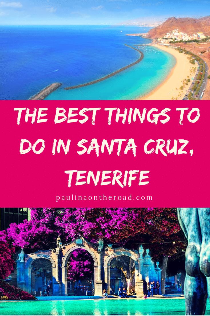 My favorite Things To Do in Santa Cruz, Tenerife - Paulina