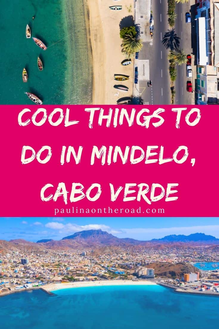 Are you looking for things to do in Mindelo, Cape Verde? Find a complete guide on Mindelo, Sao Vicente island with the best hotels, the best restaurants in town and where to go hiking. We also recommend the best places to enjoy Capeverdean food and the best Caipirinhas from Cape Verde. Be ready to fall in love with Mindelo, the cultural capital of Cabo Verde, home town of Cesaria Evora and it's unique carnival. Not to forget the turquoise Laginha beach #saovicente #mindelo #caboverde #mindelosaovicente #mindelocapverde #islandguide #africatravel