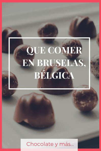 Donde comer en Bruselas y disfrutar de auténtica comida belga como patatas fritas (frites), gofres y chocolate por supuesto. Descubre los mejores restaurantes en Bruselas
