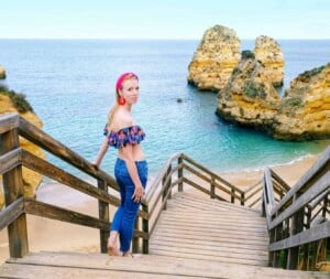 30 Best Beaches in Algarve, Portugal