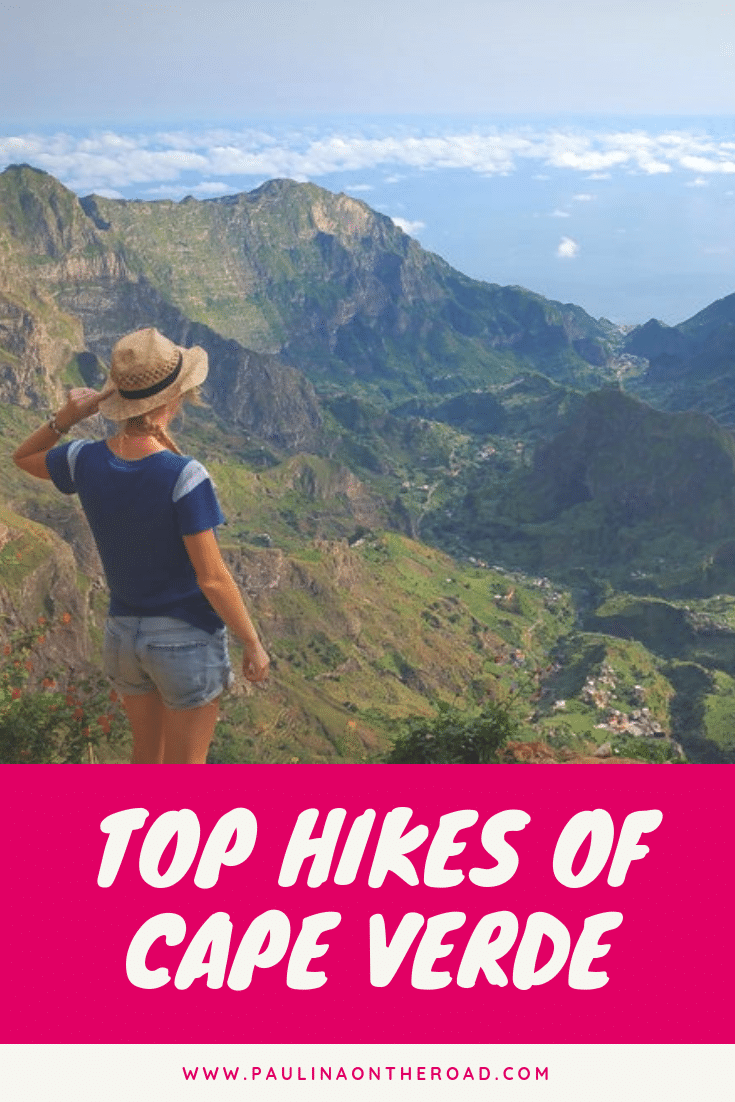 Discover the best hiking trails of Santo Antao, Cape Verde. The most mountainous island of Cape Verde is a paradise for Hikers and an unspoiled gem. Explore a unique outdoor paradise in Cape Verde. Paul VAlley, Pomba, Cova Crater...