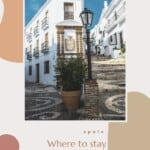 Are you wondering where to stay in Spain? This is the ultimate list of the best places to stay in Spain this year. Here top travel bloggers recommend the best hotels in Spain, the best Airbnbs in Spain, and the best resorts in Spain to spend amazing holidays. These are experts in their field and be ready to explore hidden gems in Spain. If you're still looking for accommodation in Spain, you'll find the best places to stay in Spain here. #wheretostayinspain #spainholiday #hotelsspain #spain