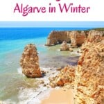 What to do in Algarve in Winter (Portugal)? A selection of best things to do during your holidays in Algarve and Faro in winter during off-season including remote beaches, shopping, resorts, golf and birdwatching. Algarve is perfect for a winter getaway in Europe. Indeed it is one of the best winter sun destinations in Europe since there are plenty of things to do in Algarve in Winter. #algarve #portugal #offseason #golf #winterholidays #algarvewinter #faro #RiaFormosa #PontadaPiedade #birdwatching
