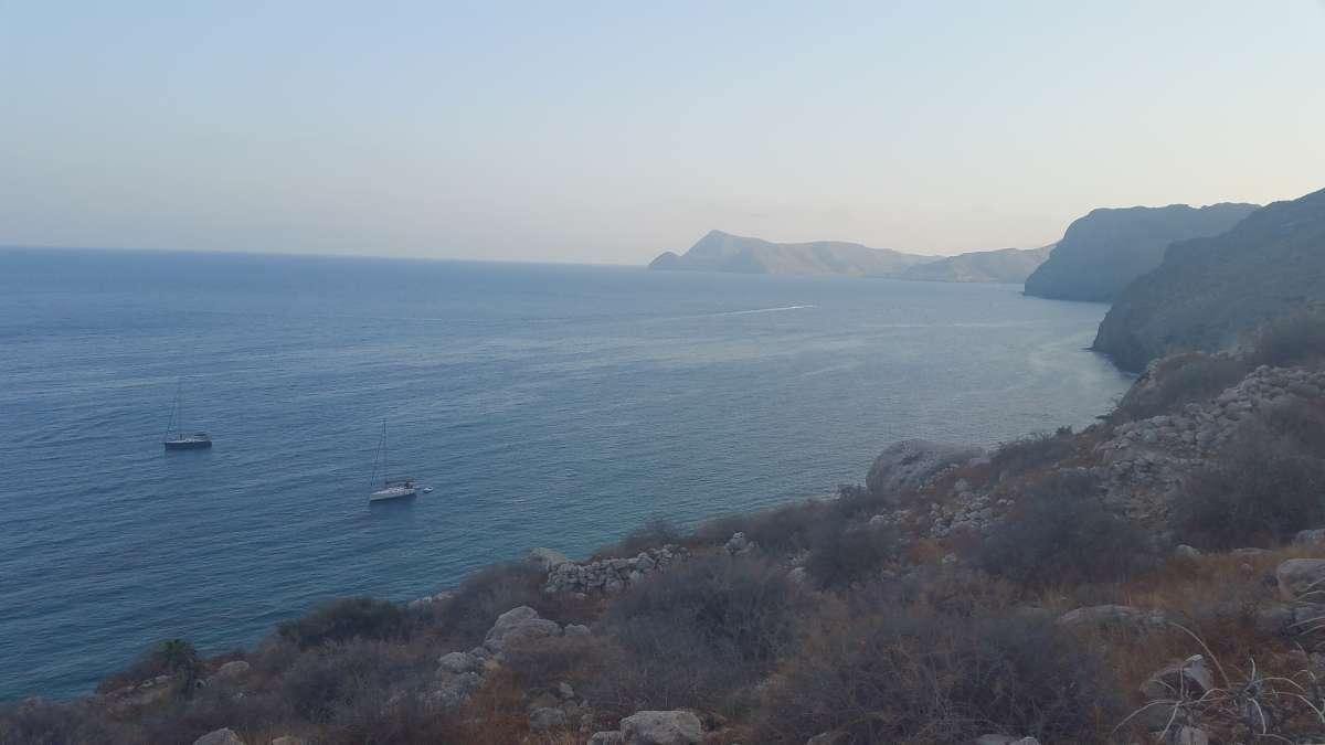 almeria, cabo de gata, cabo de gata beaches, barcelo resort, best beaches in almeria, natural park, hiking, trekking, sustainable travel, spain, andalucia, andalusia, san jose