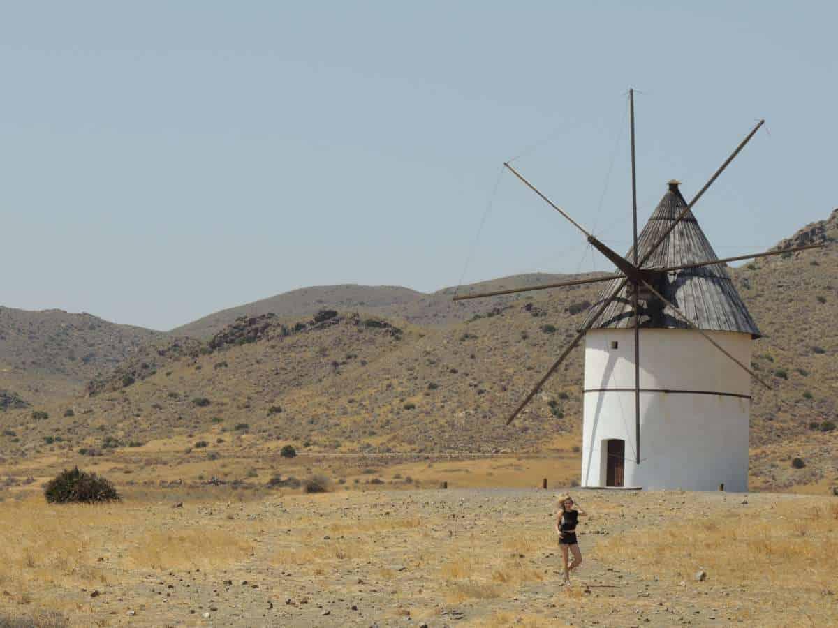 best beaches near almeria, cabo de gata, cabo de gata beaches, barcelo resort, best beaches in almeria, natural park