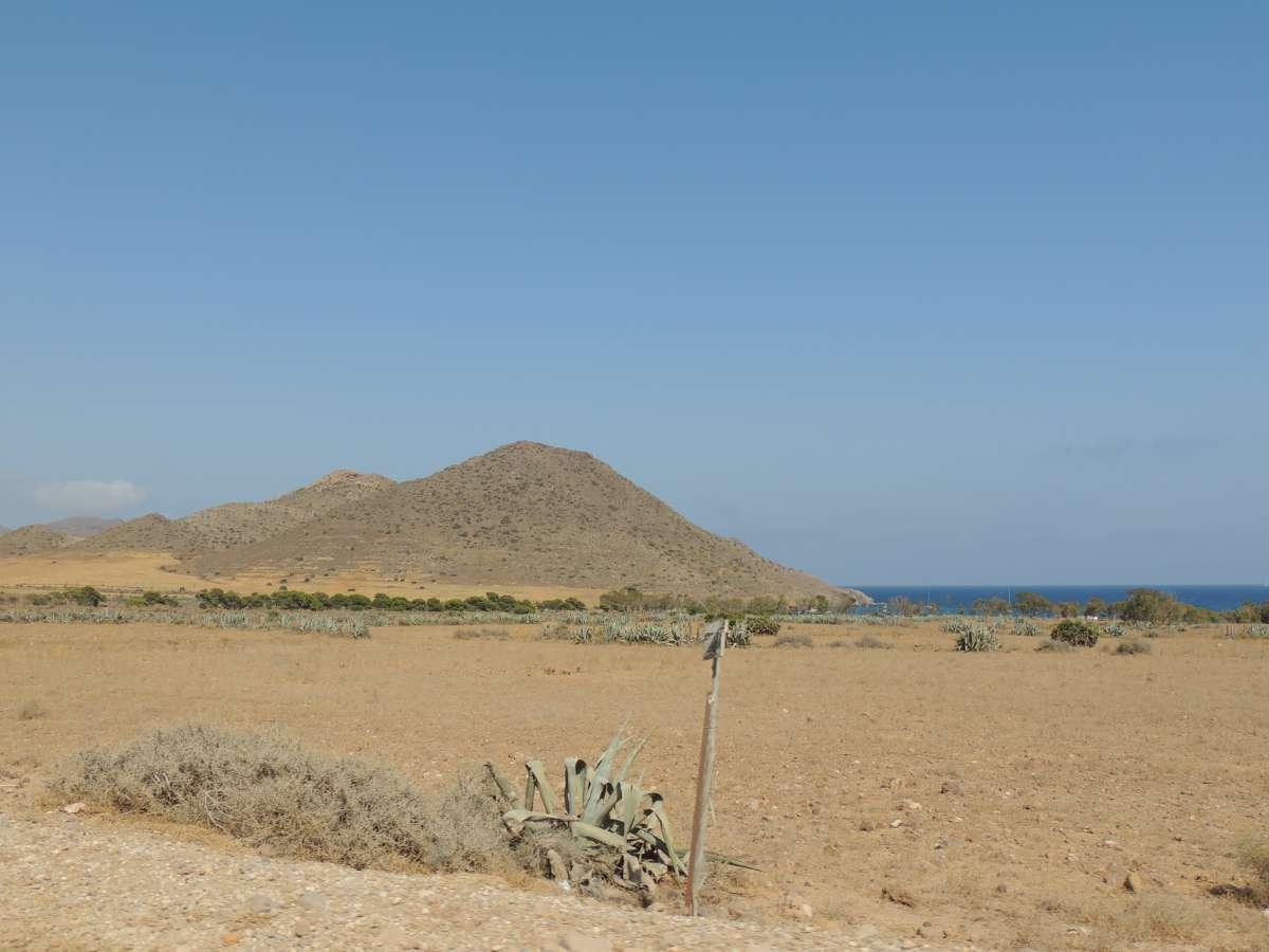 best beaches near almeria, cabo de gata, cabo de gata beaches, barcelo resort, best beaches in almeria, natural park, hiking, trekking, sustainable travel, spain, andalucia, andalusia