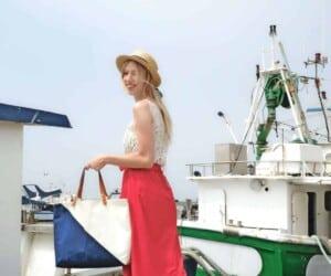 salty bag, upcycled purses, sustainable purse, sustainable fashion, sustainable bag, sail, upcycling, sailor fashion