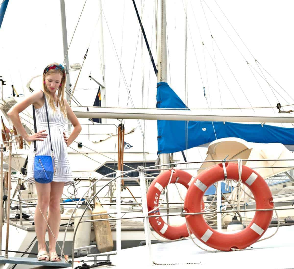 salty bag, upcycled purses, sustainable purse, sustainable fashion, sustainable bag, sail, upcycling, sailor fashion