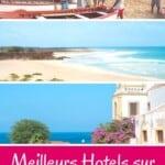 Decouvrez les meilleurs hotels au Cap-Vert pour vos vacances à l'Ile de Sal ou Boa Vista. Mais aussi pour vos vacances de randonnée au Cap Vert. Avec des resorts all-inclusive et petites auberges. #capvert #hotelscapvert #vacances #vacancescapvert #capvertsal #iles #afrique