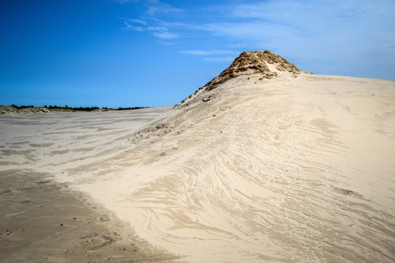 Sand Dune in Slowi?ski National Park (leba/Poland)
