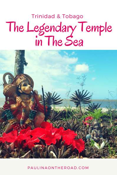 All you need to know about the most famous Hindu temple in Trinidad: Temple in the Sea, Trinidad island.   How to get there   Where To Stay in Trinidad   Tour + Map