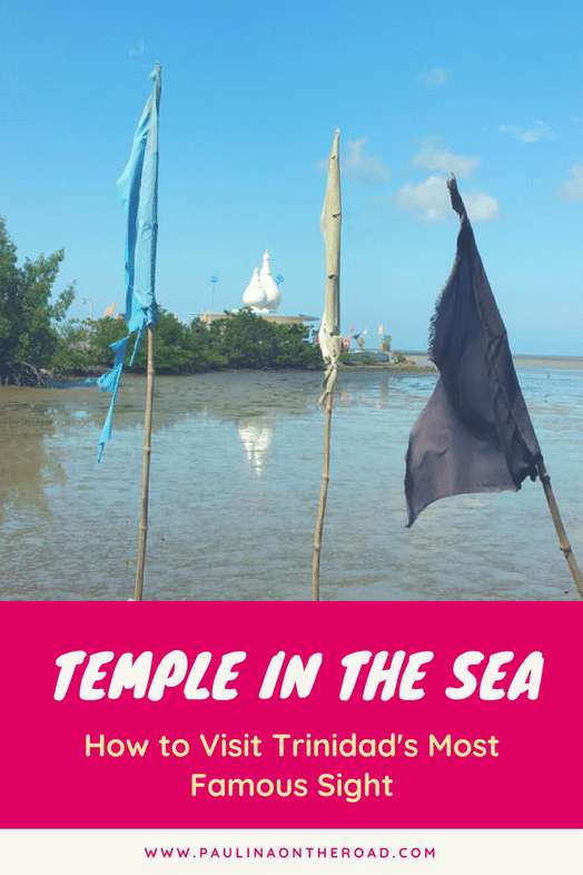 All you need to know about the most famous Hindu temple in Trinidad: Temple in the Sea, Trinidad island. | How to get there | Where To Stay in Trinidad | Tour + Map