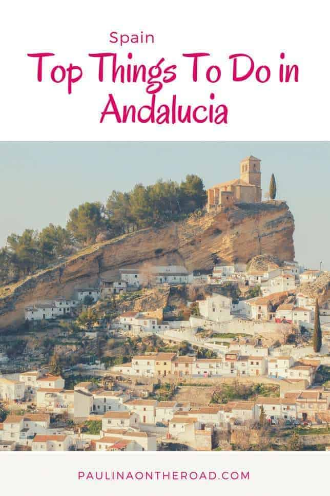 Are you planning a trip to beautiful Andalucia, Spain? Check out this full guide on Andalusia, Things To Do including Flamenco, Tapas, Day Trips from Malaga, Seville, Granada | Attractions to visit in Southern Spain including Andalusia map. #andalusia #andalucia #visitspain #sevilla #seville #andaluisaguide