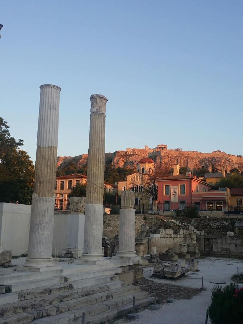 athens, atenas, crisis, greece, tourism, travel, viajar, que hacer, what to do, eat, comer, hadrian, adriano