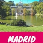 Are you wondering where to stay in Madrid? This guide to Madrid by a local takes you to the best hotels in Madrid. #madrid #spain #citytrip #hotelsinmadrid #madridtrip #visit spain