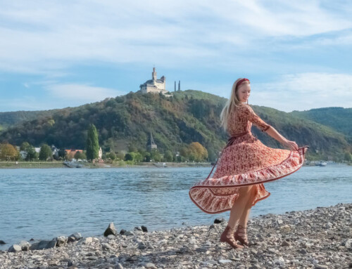Best Castles and Towns to Explore in the Middle Rhine River Valley