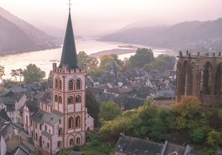 best towns on the rhine river, things to do in rhine valley, germany, tourism, castle, rhine gorge, rhine river cruise, rhine river map, middle rhine, rhine cities, towns, river ryne, rhine romantic route map, bacharach