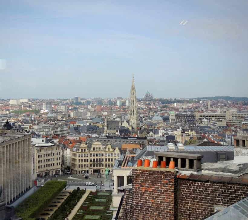 view on brussels, brussels travel blog, things to do in brussels, brussels day trip