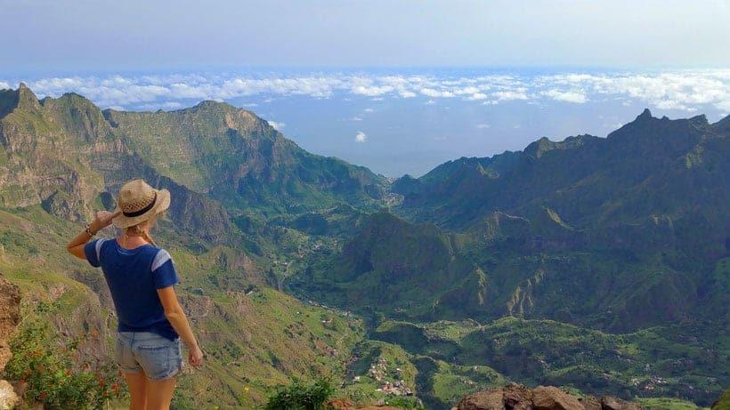 santo antao, hiking, cape verde, cabo verde, paul valley