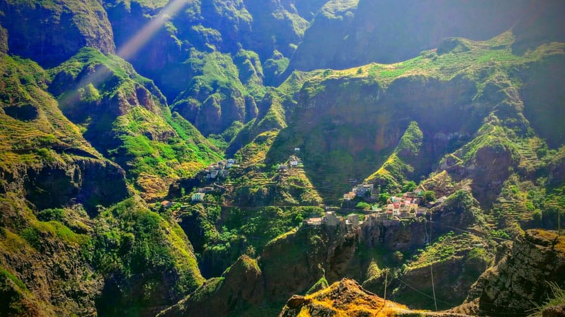 fontainhas village in santo antao,things to do in cape verde, cabo verde, viana desert, boa vista island, sustinable holidays in cape verde, eco travel, cabo verde vacation