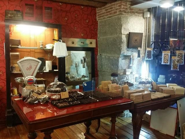 Chocolateria Belga, Madrid, Plaza Mayor, belgium, spain, tourism, chocolate, art, craft, paulina