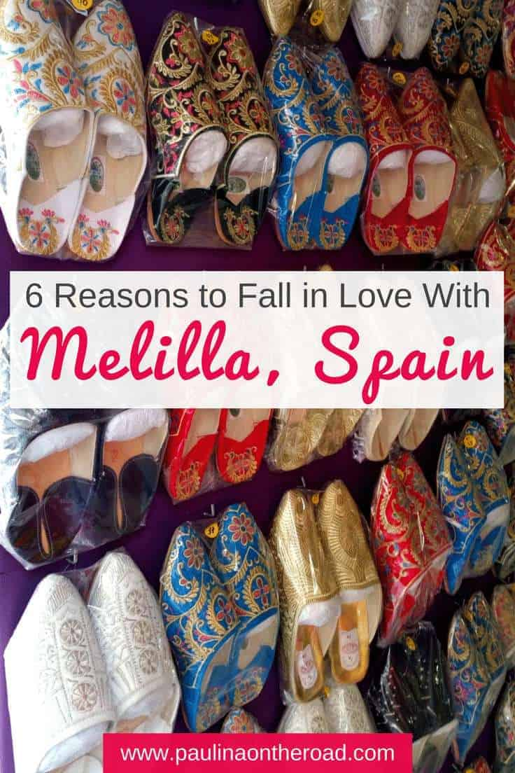 Discover 6 Reasons why you MUST visit Melilla, Spain. It's a Spanish enclave on the African continent with a breathtaking cultural mix. Get the best from Arab and Spanish culture. #spain #melilla #ferry #africa #shopping