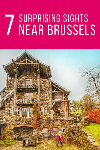 Discover a selection of the best things to do when traveling to Durbuy Belgium. Surprising day trips to Radhadesh, Hindu retreat centre, dolmens of Weris and the legendary Jam Factory. Ardennes Region, Wallonia. #walllonia #durbuy #brussels
