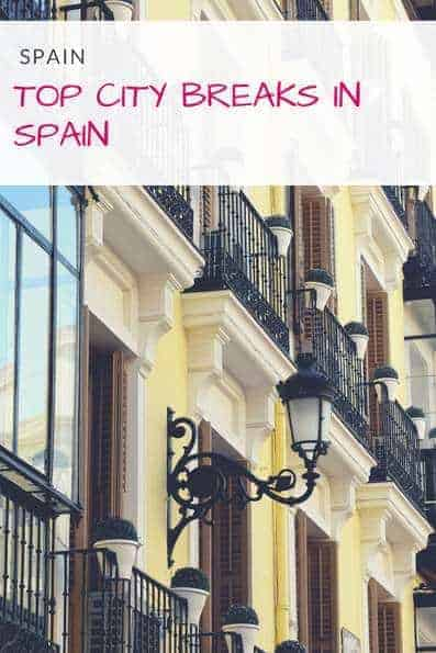 Discover the best city trips in Spain | Including Malaga, Madrid, Seville and many more | What to do & How to get there | Spain's towns are always a welcome getaway in the sun with delicious tapas.