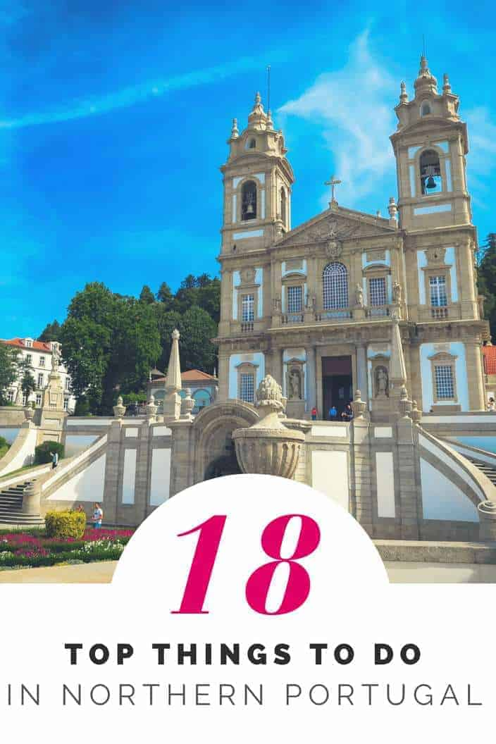 Discover the most pretty places to see in Northern Portugal. Top Things To Do in Porto, Douro Valley. From wineries, to hiking near Pinhao and port tasting. #porto #douro #portugal #port