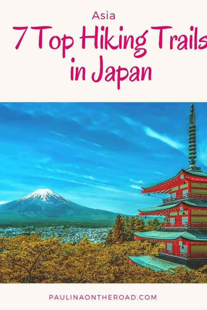 Discover the Top Hikes of Japan. From Mount Fuji to the hills of Kyoto. Trekking the Nakasendo Way, Hiking Tours and Kumano Kodo Walk. | Pilgrimage & Guided Tours|