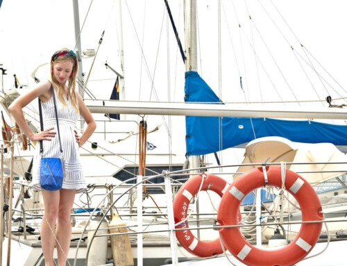 Salty Bag: Upcycled Purses Awaking the Sailor in You