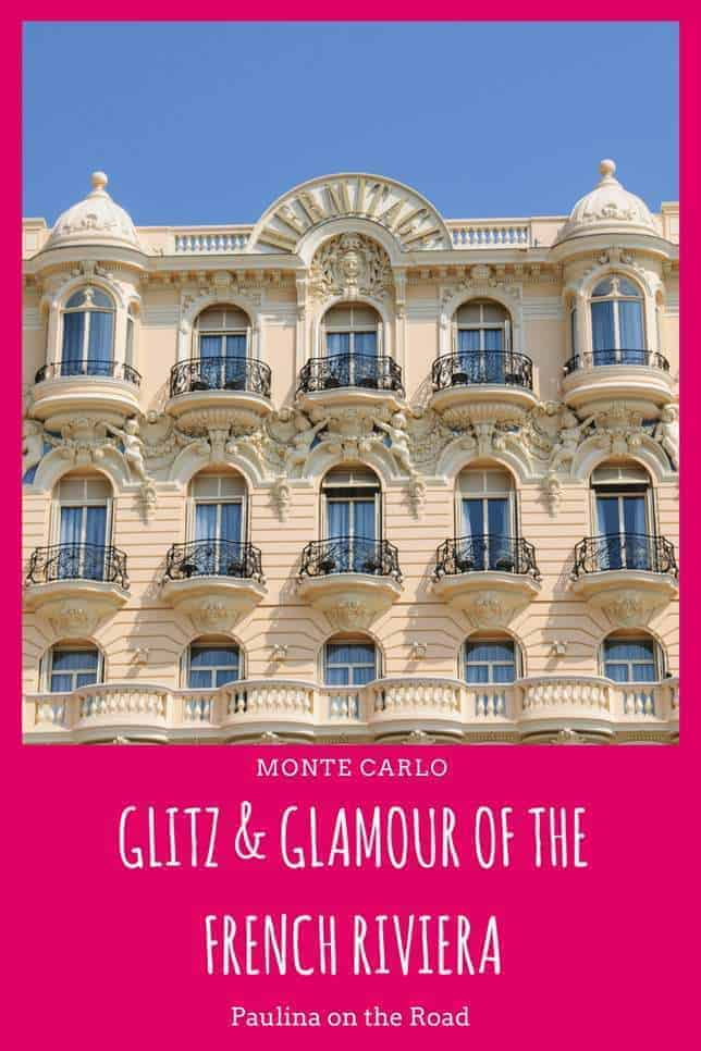 Experience the luxury place of Mont Carlo, Monaco. Where to eat ou, best view and even hiking trails. Glitz and Glamour in Southern France. #monaco #montecarlo #france #travel