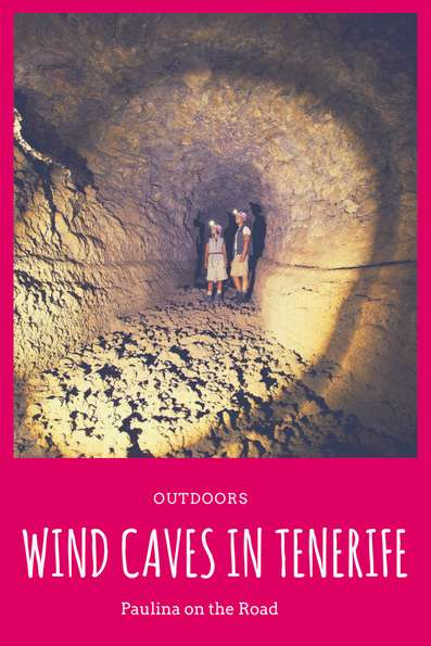 Explore the Cave of the Winds in Tenerife, Spain. | The perfect day trip form Costa Adeje or Puerto de la Cruz | How to get there + hours | Volcanos in Tenerife Outdoor fun
