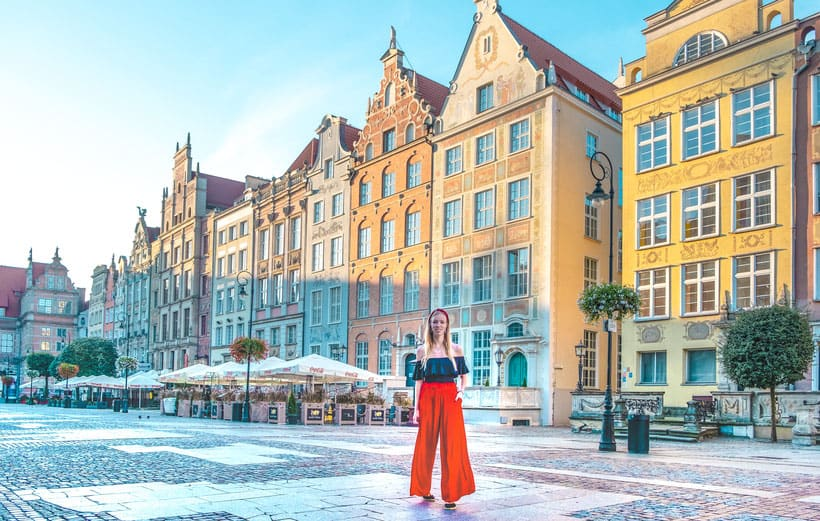 private guided tour gdansk, gdansk royal route