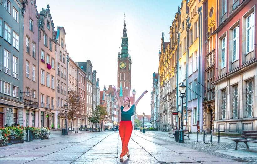 A Self-Guided Walking Tour of Gdansk, Poland - Paulina on the road