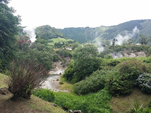 furnas, azores, trekking, hot springs, wellness, hotel, sao miguel, travel, viajar, eat, comer, donha beija, portugal, hiking, boutique hote, wellness, lake, volcano, valley