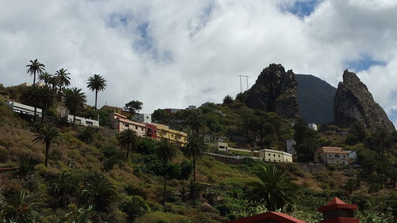 gomera, tenerife, ferry, canarias, canary islands, hiking, senderismo, capital, food, comida, spain, espana, island, silbo gomerano, paradise, nature, naturaleza, car, coche, san sebastian, gofio, teide, colon, columbus