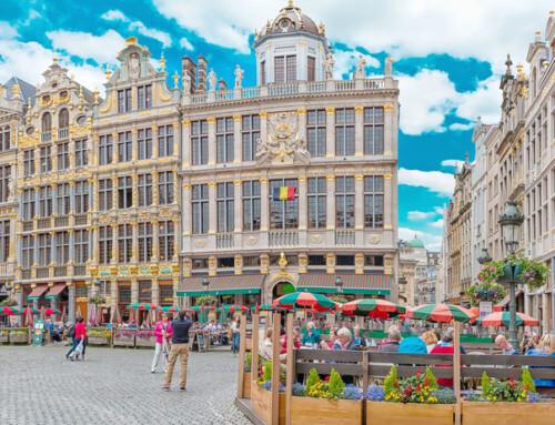 5 Sitios Donde Comer Comida Tipica en Bruselas, Belgica