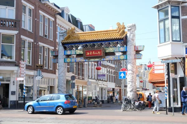 China Town in the Hague for your weekend in den haag