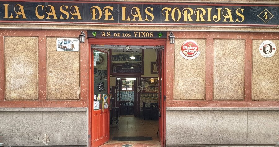 where to eat in madrid, la casa de las torrijas
