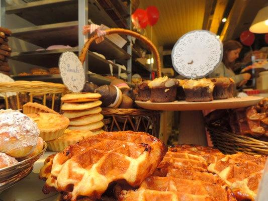liege waffles recipe