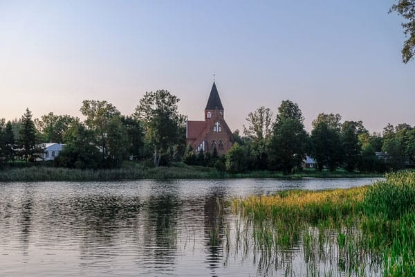 things to do in east pomerania, beautiful home on the lake