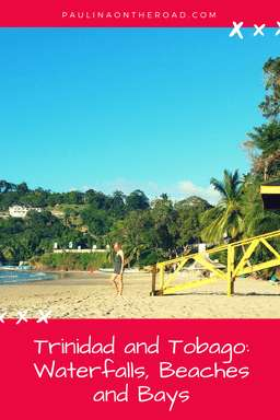 inidad, tobago, beach, bay, waterfall, hiking, trekking, food, maracas