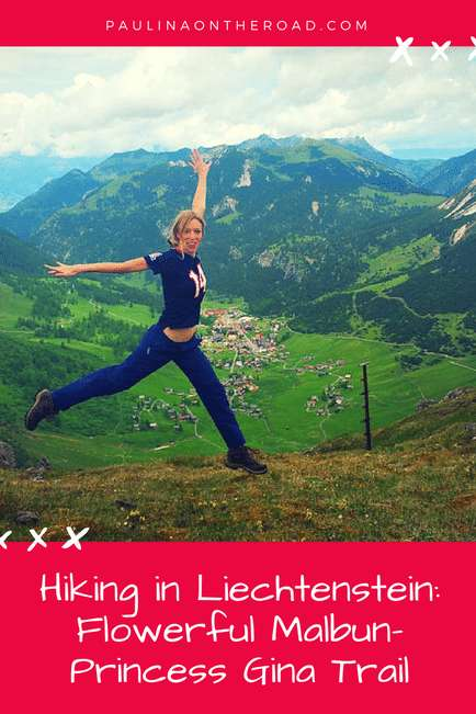 liechtenstein, hiking, things to do, trails, hike, trekking, alps, alpine, mountains, flowers, eat, food, sleep, hotels, resort, winter sport