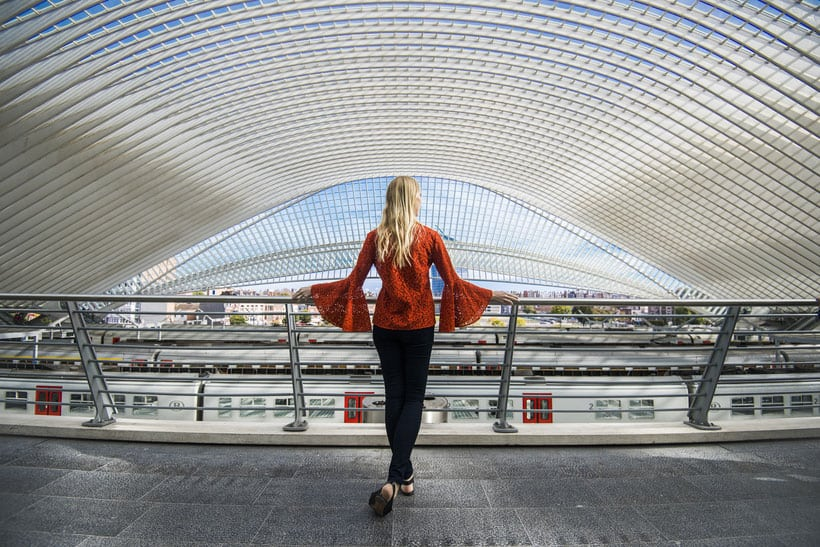 Welcome to Liege Train Station places near luxembourg to visit