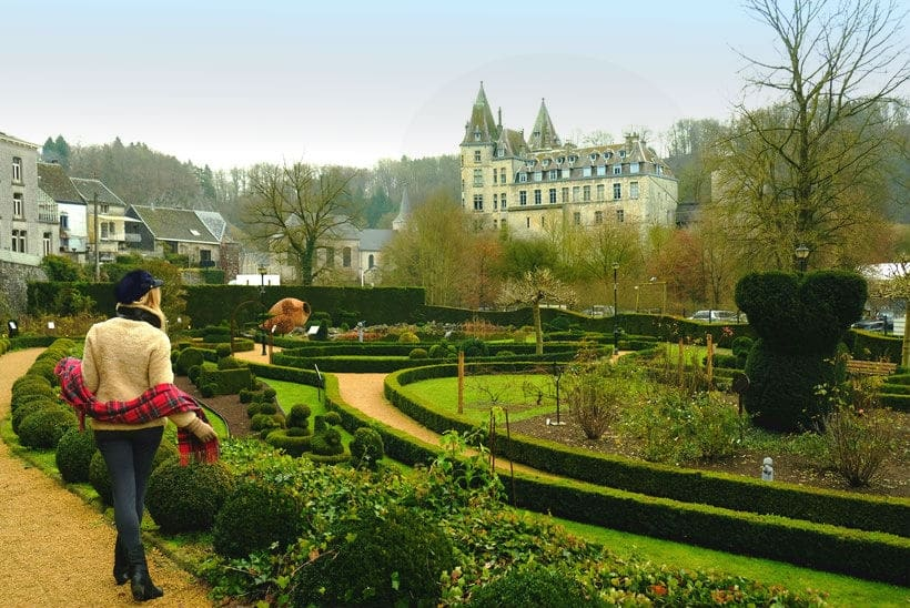 european cities close to luxembourg, cities near luxembourg