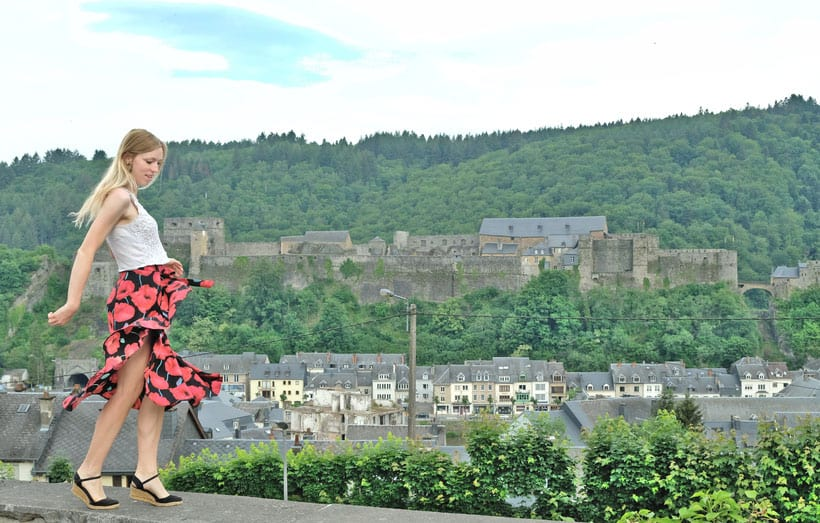 The Fortress of Bouillon best places to visit near luxembourg