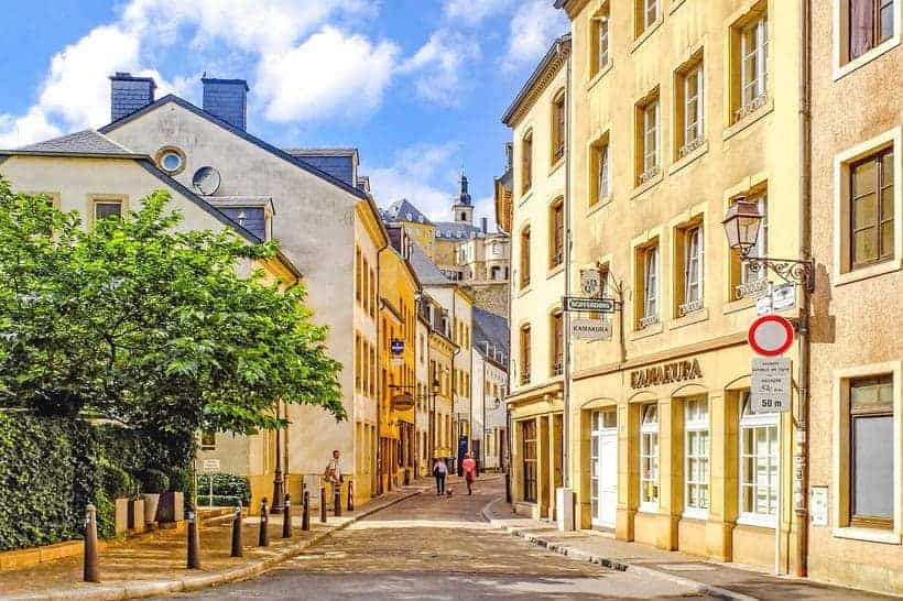 luxembourg city, old town, visit luxembourg