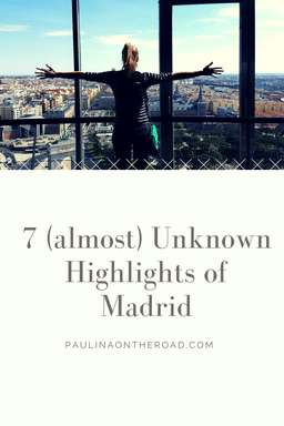 Discover 7 less known attractions of Madrid from a local's perspective. Including hidden gems in Parks, and museums. Let visit Madrid together